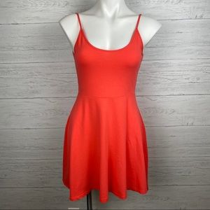 LUSH Fit and Flare Sundress